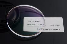 3ef125b9fc06 China factory wholesale PC 1.59 polycarbonate price HC HMC optical lenses  ophthalmic lens